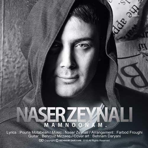 Naser Zeynali Mamnoonam - دانلود آهنگ جدید ناصر زینعلی به نام ممنونم
