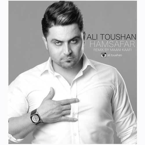 Ali Toushan - Hamsafar ( Remix By Maani Kaafi )