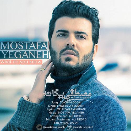 Mostafa Yeganeh - To Chi Midooni