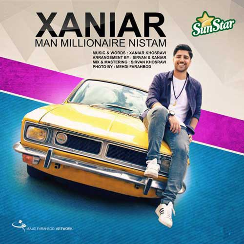 Xaniar – Man Millionaire Nistam