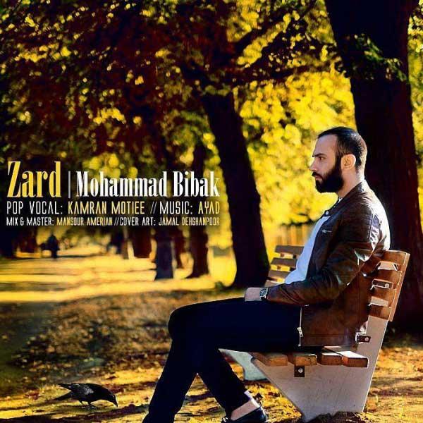 Mohammad Bibak -  Zard