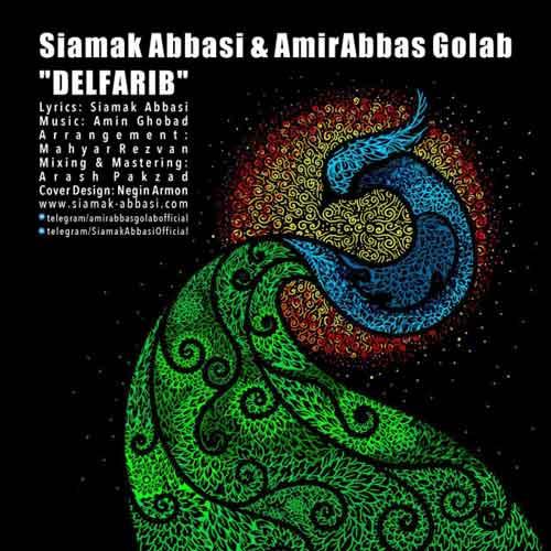Siamak Abbasi Ft AmirAbbas Golab -  Delfarib