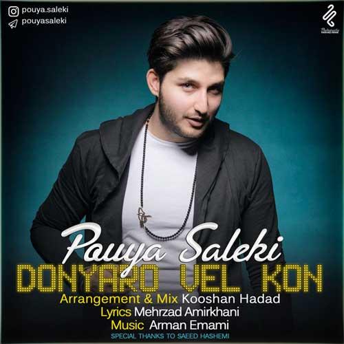 Pouya Saleki -  Donyaro Vel Kon