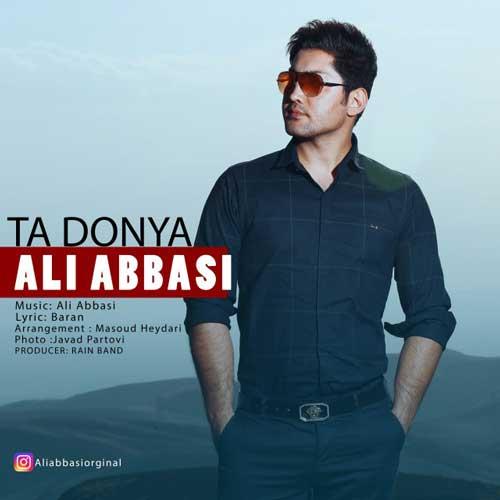 Ali Abbasi (Rain Band) -  Ta Donya
