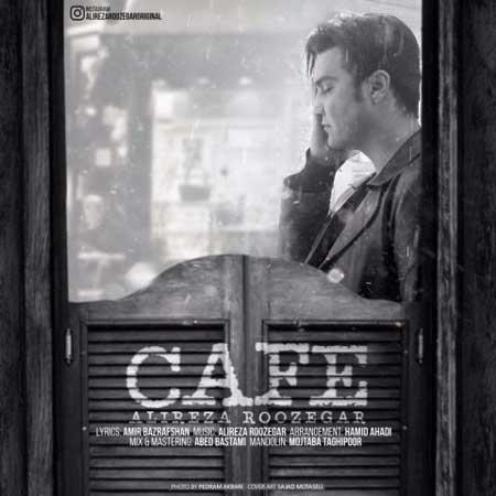 Alireza Roozegar – Cafe